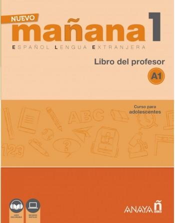 Nuevo Mañana 1 A1 Libro del...