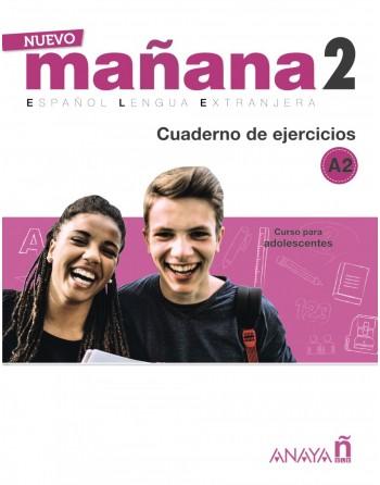Nuevo Mañana 2 A2 Cuaderno...