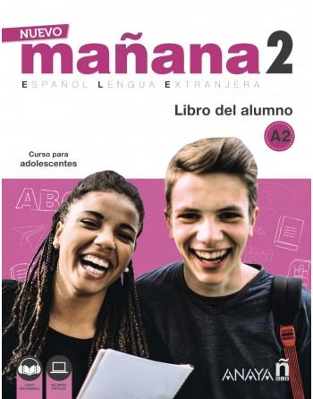 Nuevo Mañana 2 A2 Libro del...