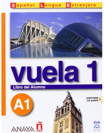 Vuela 1 A1 Libro del alumno