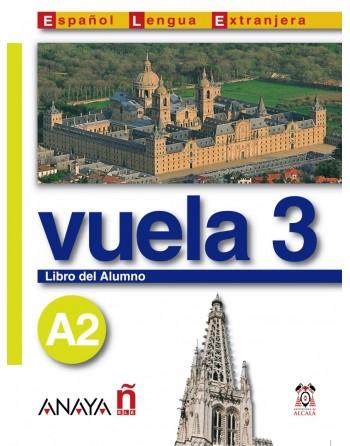 Vuela 3 A2 Libro del alumno