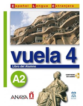 Vuela 4 A2 Libro del alumno