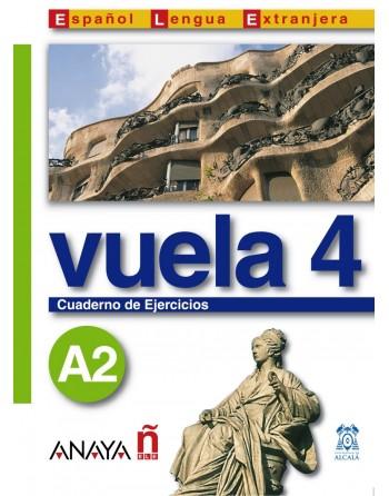Vuela 4 A2 Cuaderno de...