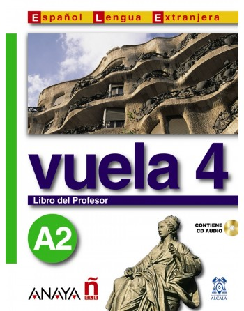 Vuela 4 A2 Libro del profesor