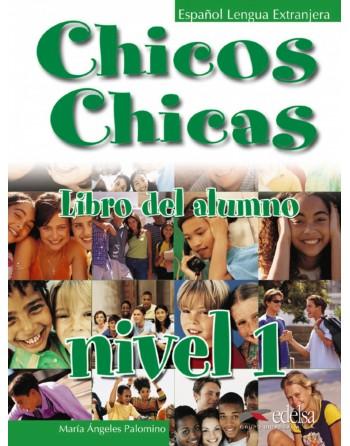 Chicos Chicas 1 Libro del...