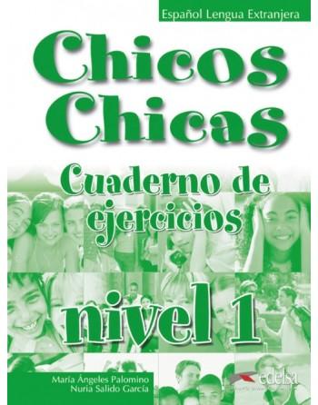 Chicos Chicas 1 Cuaderno de...