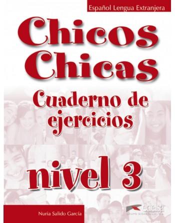 Chicos Chicas 3 Cuaderno de...