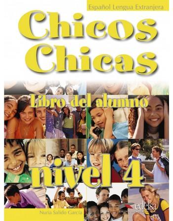 Chicos Chicas 4 Libro del...