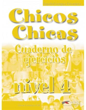 Chicos Chicas 4 Cuaderno de...
