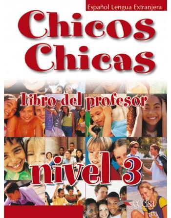 Chicos Chicas 3 Libro del...