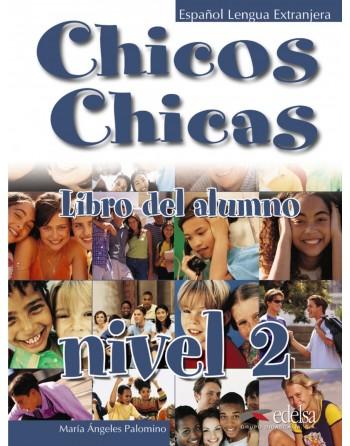 Chicos Chicas 2 Libro del...