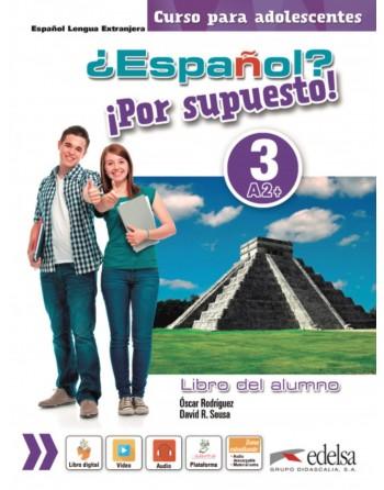 ¿Español?¡Por supuesto! 3...