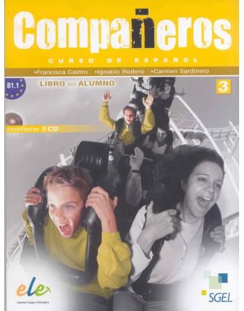 Compañeros 3 B1.1 Alumno + CD