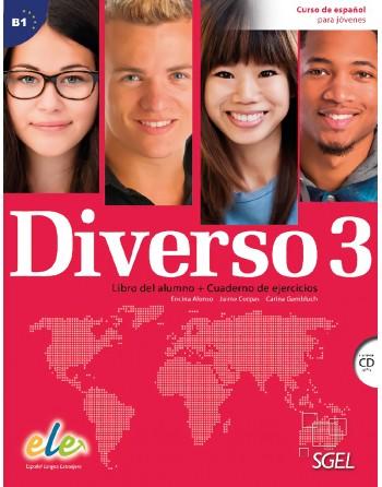Diverso 3 B1 Alumno +...