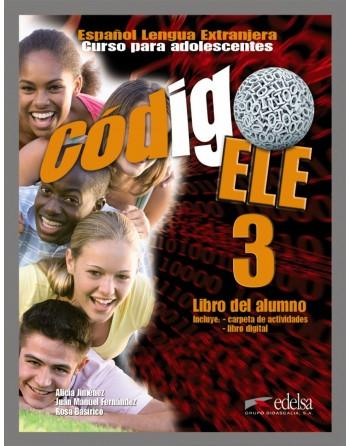 Código ELE 3 Libro del alumno