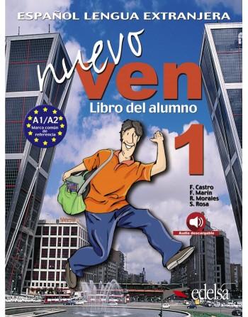 Nuevo VEN 1 Alumno + CD