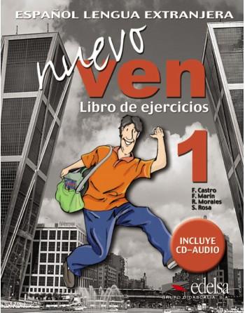 Nuevo VEN 1 Ejercicios + CD