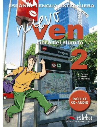 Nuevo VEN 2 Alumno + CD