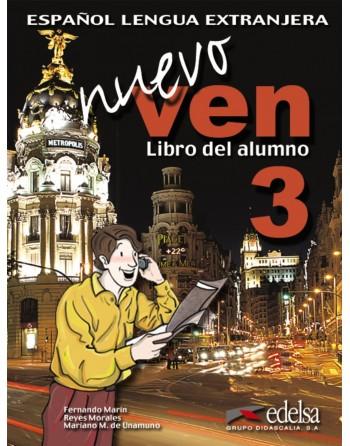 Nuevo VEN 3 Alumno + CD