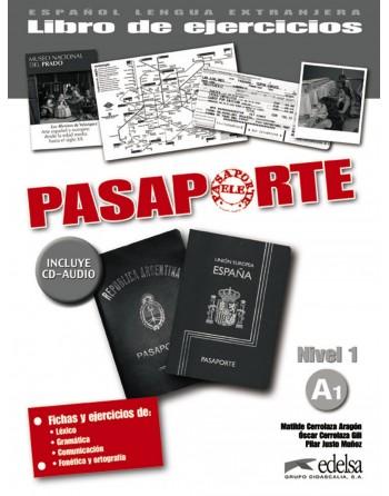 Pasaporte 1 A1 Ejercicios + CD