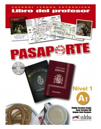 Pasaporte 1 A1 Profesor + 2 CD