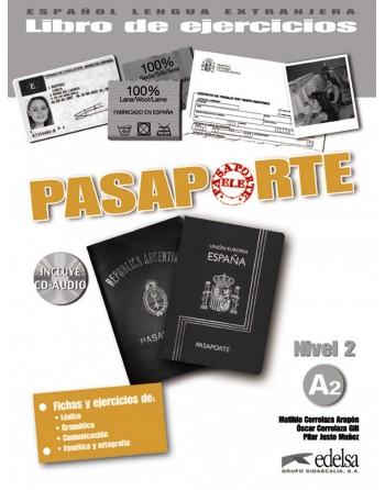 Pasaporte 2 A2 Ejercicios + CD