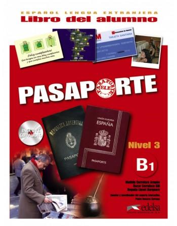Pasaporte 3 B1 Alumno + CD