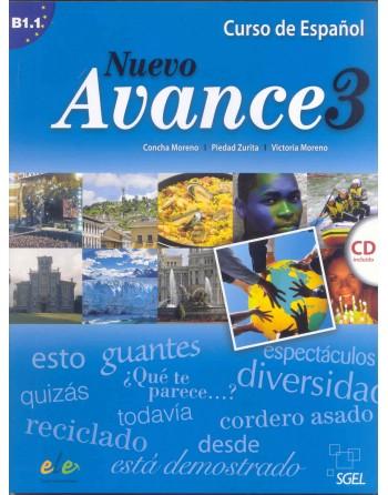 Nuevo Avance 3 B1.1 Alumno...