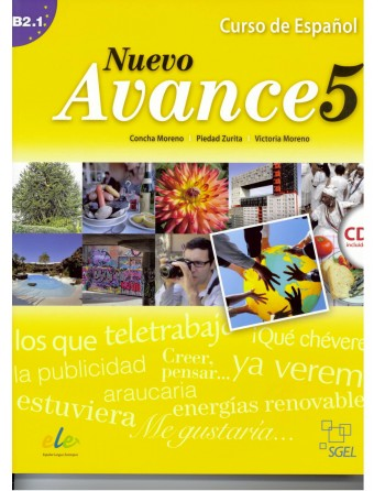 Nuevo Avance 5 B2.1 Alumno...