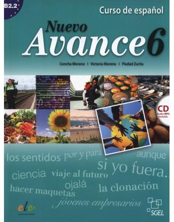 Nuevo Avance 6 B2.2 Alumno...
