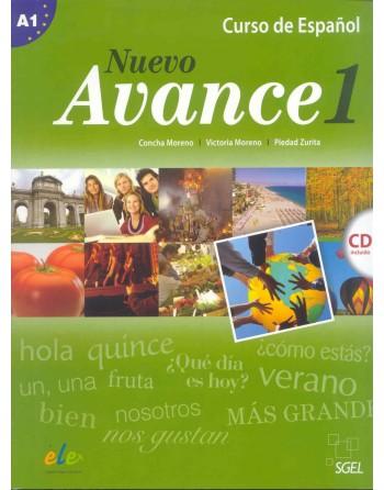 Nuevo Avance 1 A1 Alumno + CD
