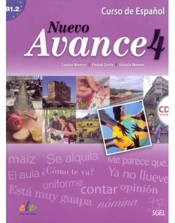 Nuevo Avance 4 B1.2 Alumno...