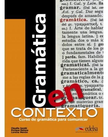 Gramática en contexto Curso...