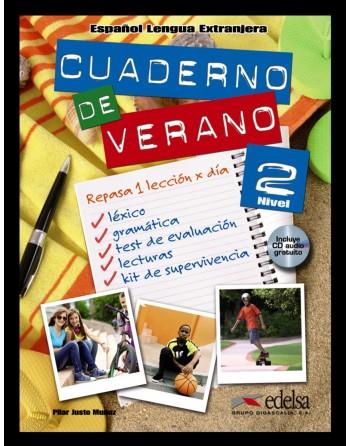 Cuaderno de verano 2 + CD
