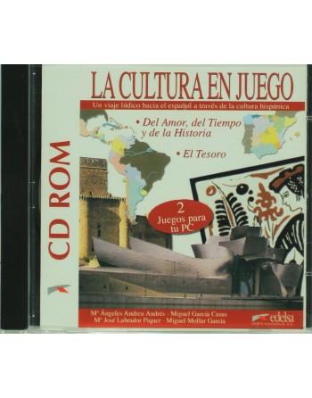 Cultura en juego CD-ROM