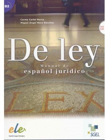 De Ley B2 + CD Español...
