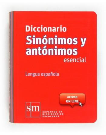 Diccionario sinónimos y...