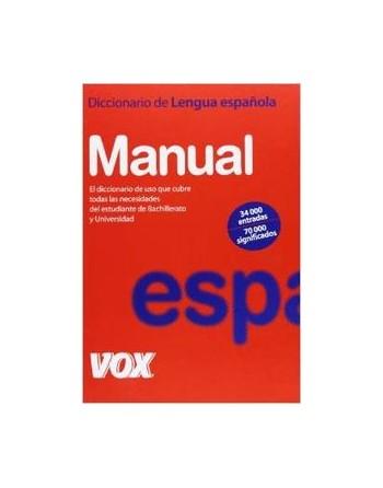 Diccionario Manual de la...