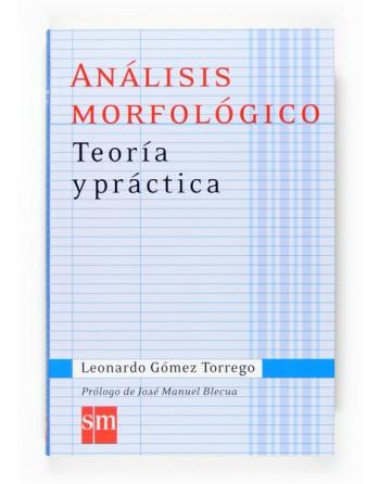 Análisis morfológico Teoría...
