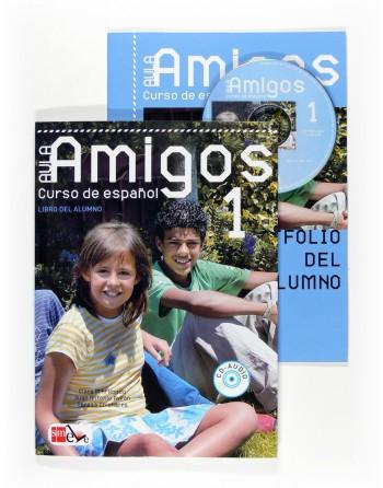 Aula Amigos Internacional 1...