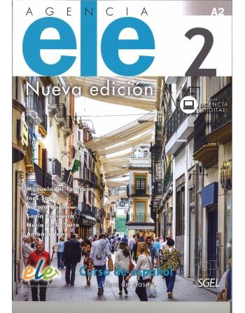 Agencia ELE 2 A2 Alumno +...