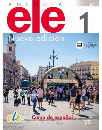 Agencia ELE 1 A1 Alumno +...