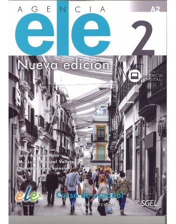 Agencia ELE 2 A2 Ejercicios...