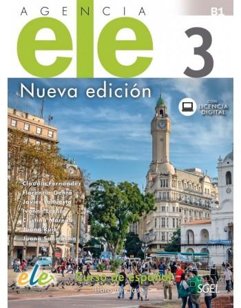 Agencia ELE 3 B1 Alumno +...