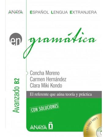 ELE en gramatica B2 + CD...