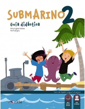 Submarino 2 Guía didáctica