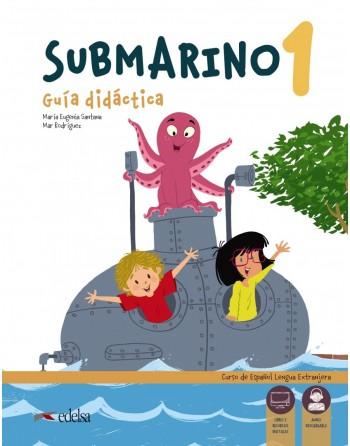 Submarino 1 Guía didáctica