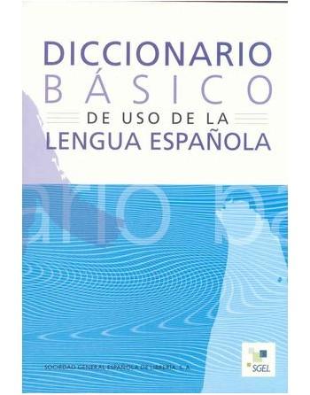 Diccionario básico de uso...