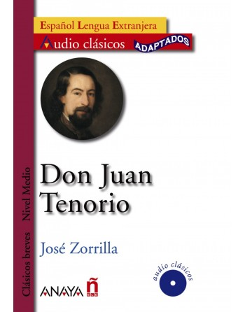 Don Juan Tenorio B1 + CD...