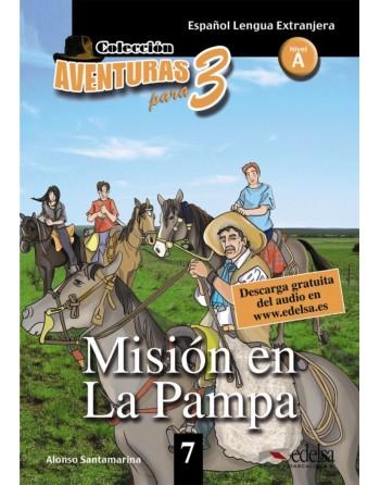 Misión en la pampa A...